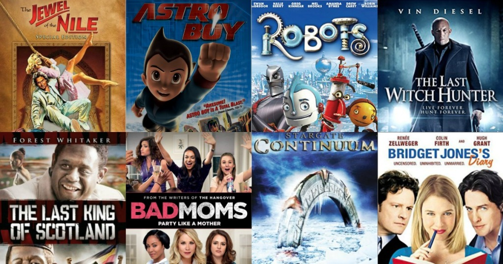 c979fdddcef0 Hop over to Amazon where they are offering up select HD movies to own for  just  4.99! This is a great way to use your Amazon No Rush Shipping Credits!