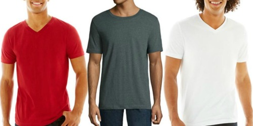 JCPenney: Arizona Men's Tees Only $3.32 Each (Regularly $12)