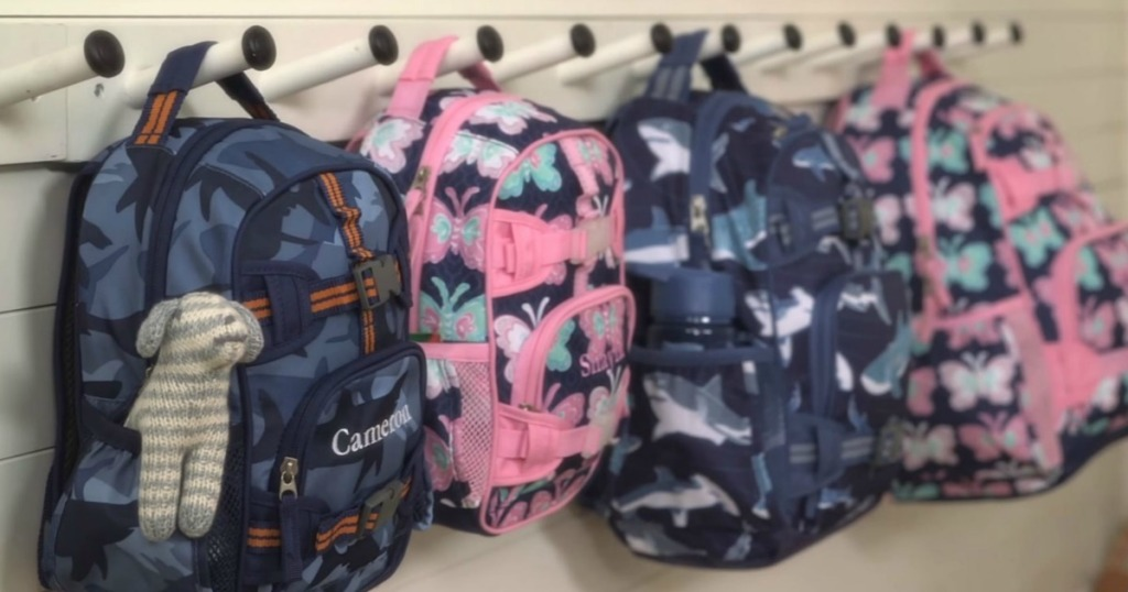 Pottery Barn Kids Backpacks As Low As 15 75 Shipped