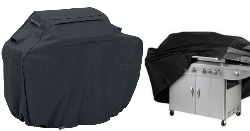 Home Depot Classic Accessories 58 Medium Bbq Grill Cover Only