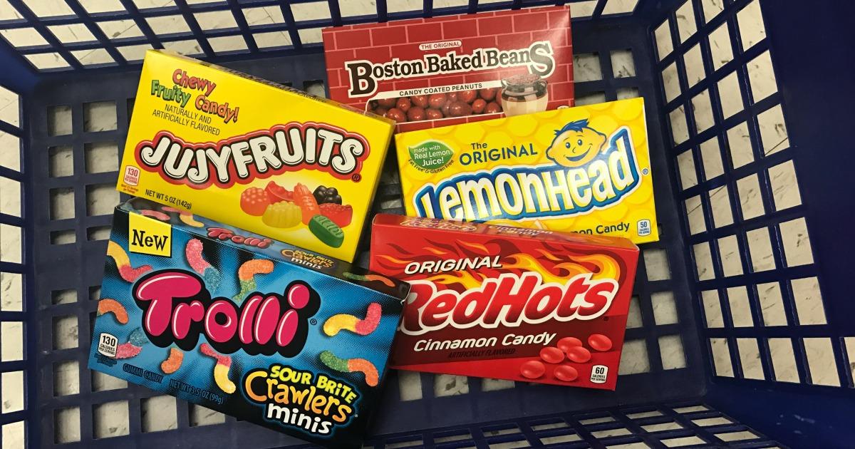 ferrara candy class action settlement – Candy in a cart