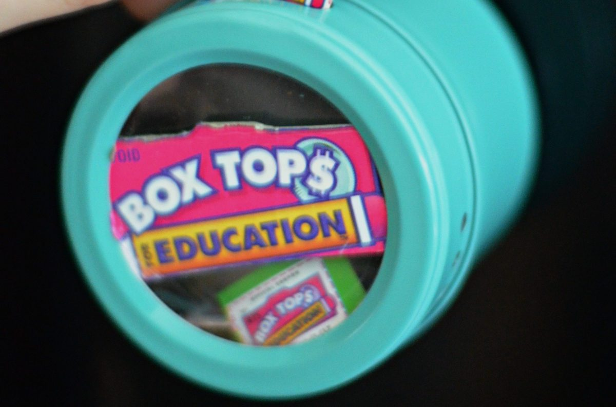Dollar Tree Back to School hacks – magnetic tins