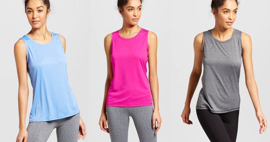 c82aa11697ff9 Target Shoppers! 30% Off C9 Champion Apparel For Women (Top