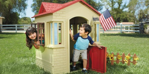 Little Tikes & Step 2 Cottage Playhouses from $97 Shipped on Walmart.com (Regularly $130)