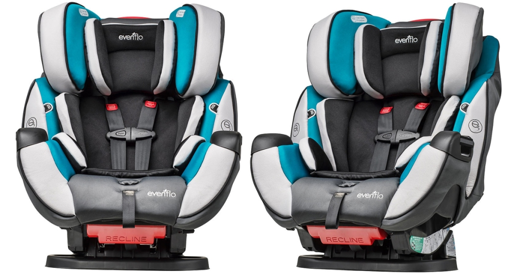 Walmart Evenflo Symphony Convertible Car Seat ONLY 107 Awesome