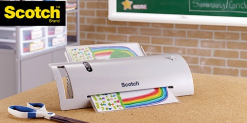 Chatterbox By House Party: Apply To Receive A Scotch Thermal Laminator (1,500 Spots Available)