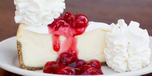 Celebrate National Cheesecake Day 2020 with Delicious Deals