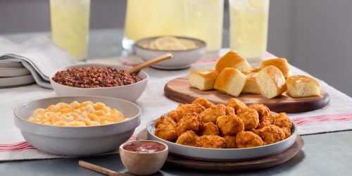 Chick-fil-A: Family Style Meals Now Available (Greensboro, Phoenix & San Antonio Only)