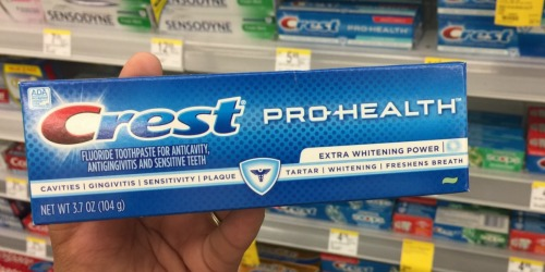 FREE Crest Toothpaste After CVS Rewards