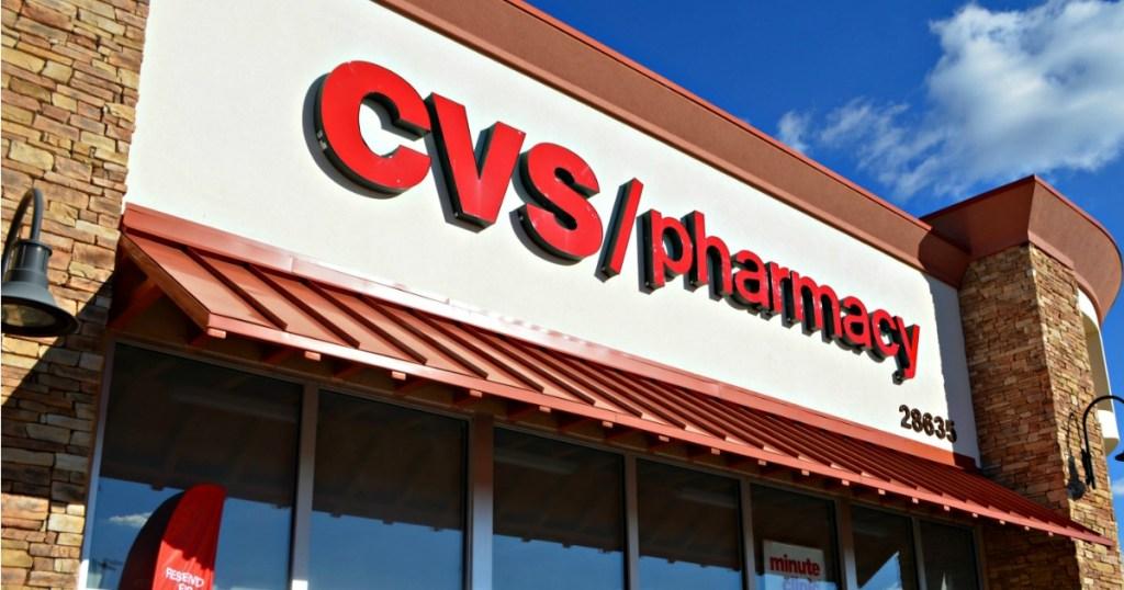 CVS Store Front