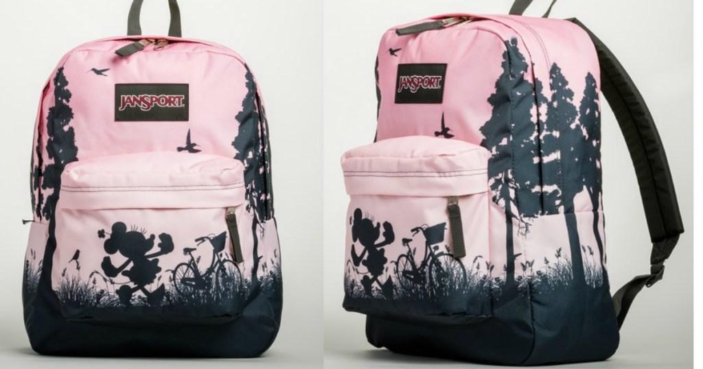 fc9eebfa5a0 Know a Disney Fan ! Nice Savings on FUN JanSport Disney Backpacks ...