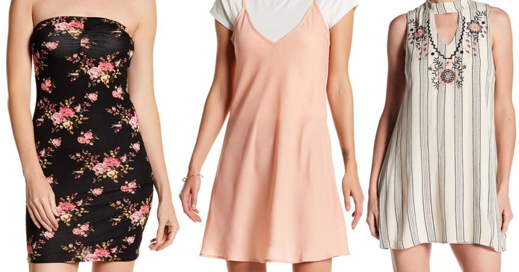 b45d17de2df7 Nordstrom Rack Clearance Sale  Women s Dresses As Low As  4.99 ...