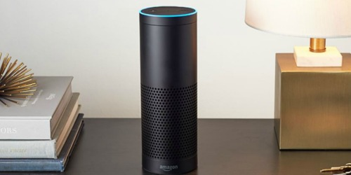 Amazon Echo 1st Generation Just $39.99 (Factory Reconditioned) – Today Only