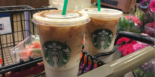50% Off Starbucks Espresso Drinks (March 21st After 3PM)