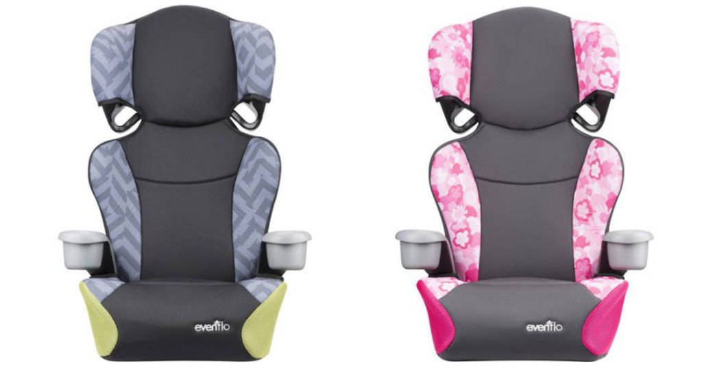 Walmartcom Evenflo High Back Booster Seat Only 19 Regularly 60
