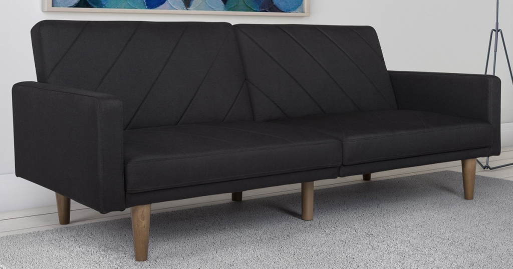 Futon Sleeper Sofa And Coffee Table Just 229 99 Shipped