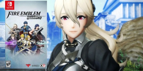Fire Emblem Warriors Nintendo Switch Game Only $24.64 Shipped (Regularly $60)