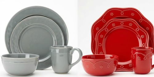 Kohl's Cardholders: Food Network 4-Piece Place Settings ONLY $8.74 Each Shipped (Reg. $30)
