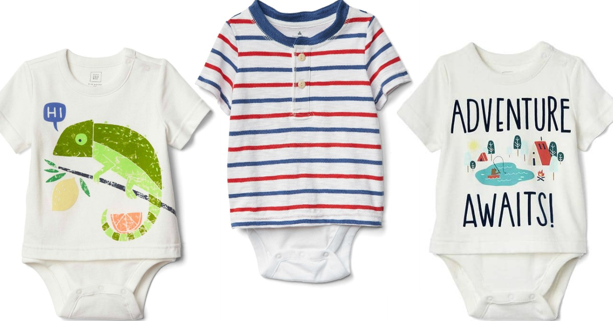 96a41f5389768 GAP: Free Shipping + Extra 40% Off = Body Double Suits For Baby As ...