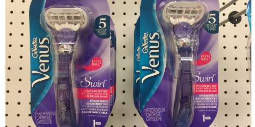 High Value $3/1 Gillette System Razor Coupon = ONLY $2.99 at CVS & Rite Aid