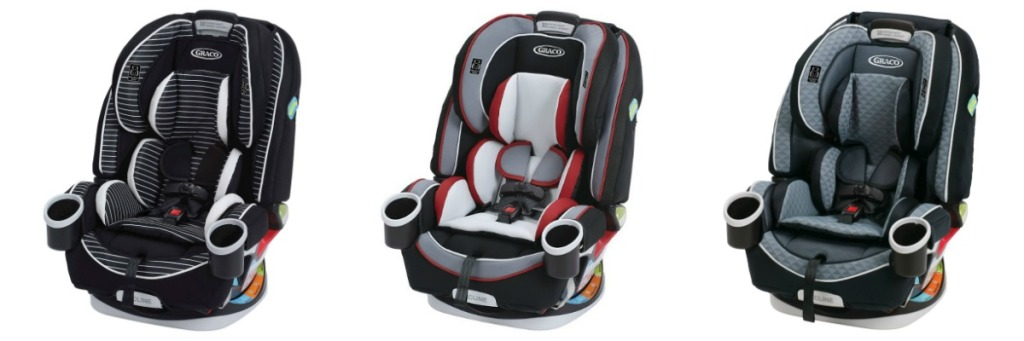 The Graco 4Ever All In 1 Convertible Car Seat Gives You 10 Years With One Its Comfortable For Your Child And Convenient