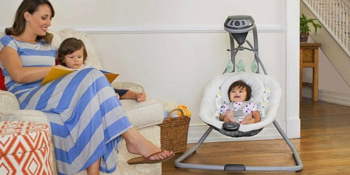 Graco Simple Sway Swing Only $69.99 Shipped (Regularly $99.99)