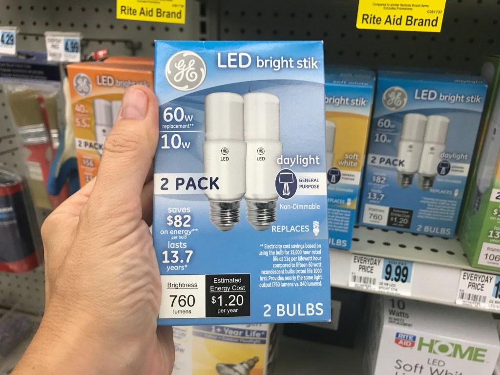 Rite Aid LED Light Bulbs