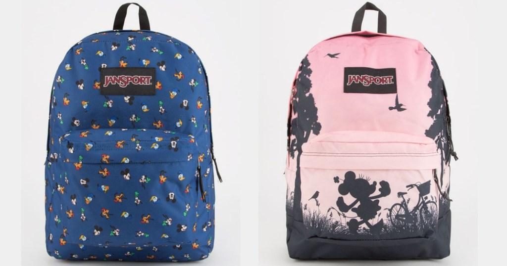 af71b0e58e7 JanSport Disney SuperBreak Disney Gang Dot Backpack  43.99. Only  35.19  with promo code HIP2SAVE20