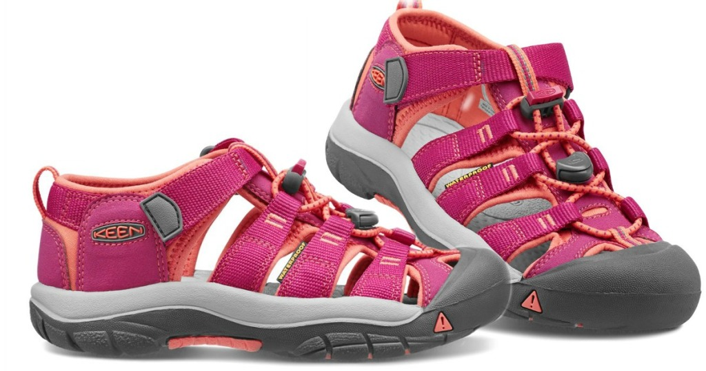 92b820028be68 For the next 3 days or while supplies last, Zulily is offering up to 50% off  Keen Sandals, Hiking Shoes, and Boots for both Adults AND Kids!