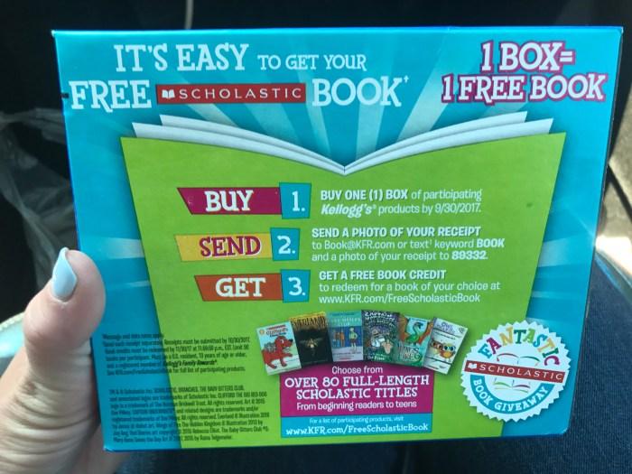 Kellogg's Book Promo