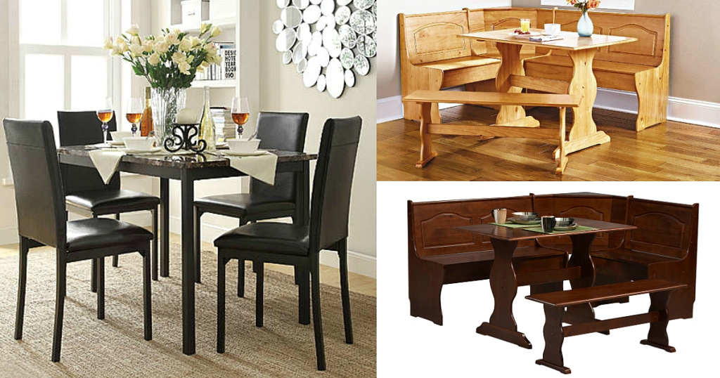 Kmart Summer Blowout Sale: $100 Off 5-Piece Dining Set Or