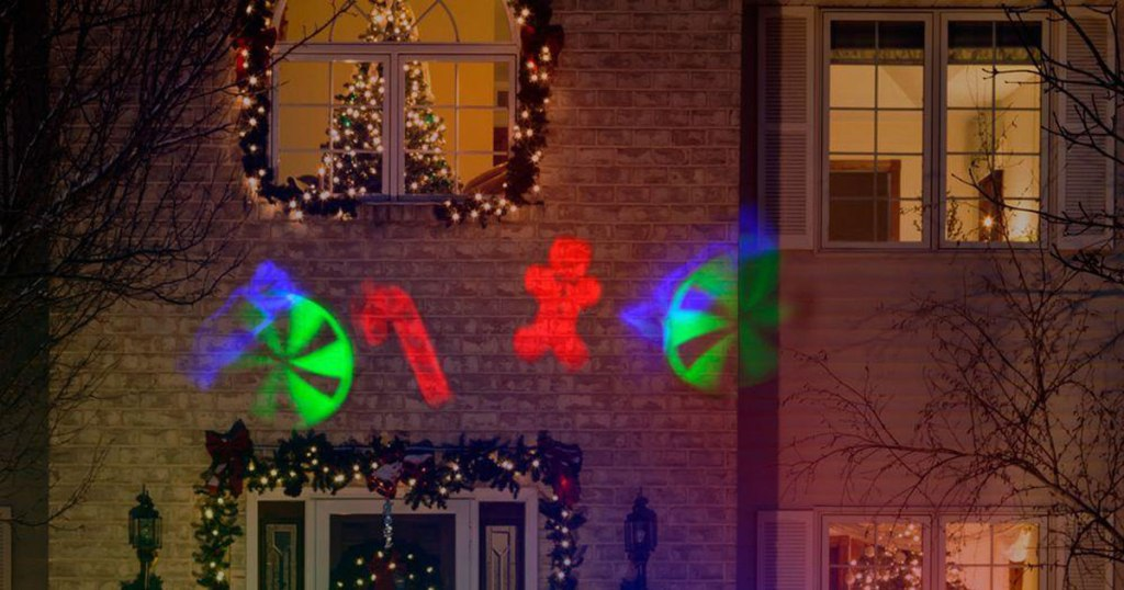 Home Depot: LightShow Kaleidoscope Projection Lights ONLY $5 Shipped ...