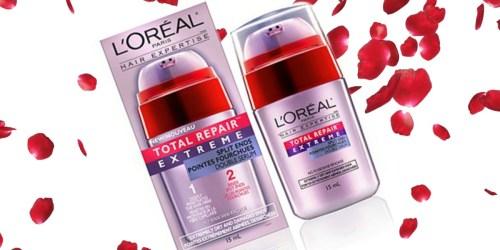 Toluna: L'Oreal Elseve SOS Hair Total Repair Product Testing Opportunity