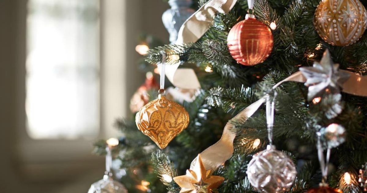 home depot 75 off martha stewart holiday ornaments hip2save