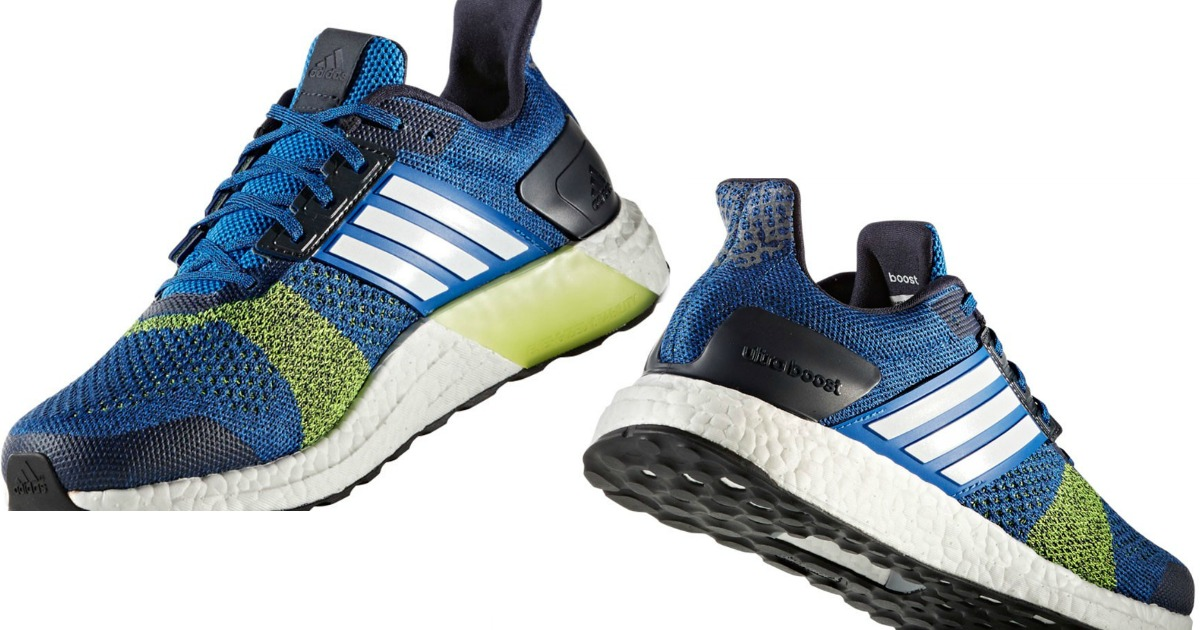 a25a52f12 Men s Adidas UltraBOOST ST Running Shoes Only  89.97 Shipped (Regularly   180)