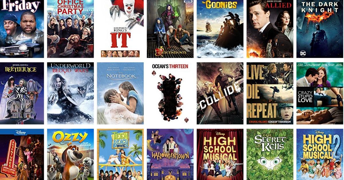 Amazon Movies To Buy