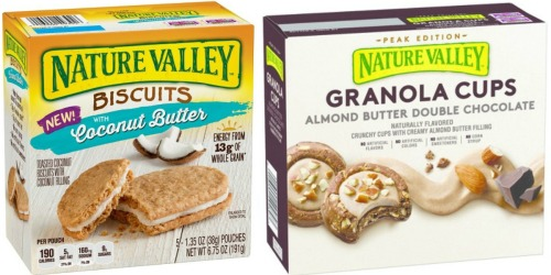Meijer mPerks: FREE Nature Valley Biscuits or Granola Cups eCoupon