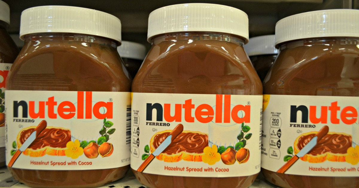 photo about Nutella Printable Coupon called Significant Really worth $1.50/1 Nutella Hazelnut Unfold Coupon \u003d Just