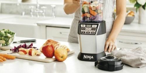 Kohl's Cardholders: Nutri Ninja Bowl DUO w/ Auto-IQ Boost $89.99 Shipped