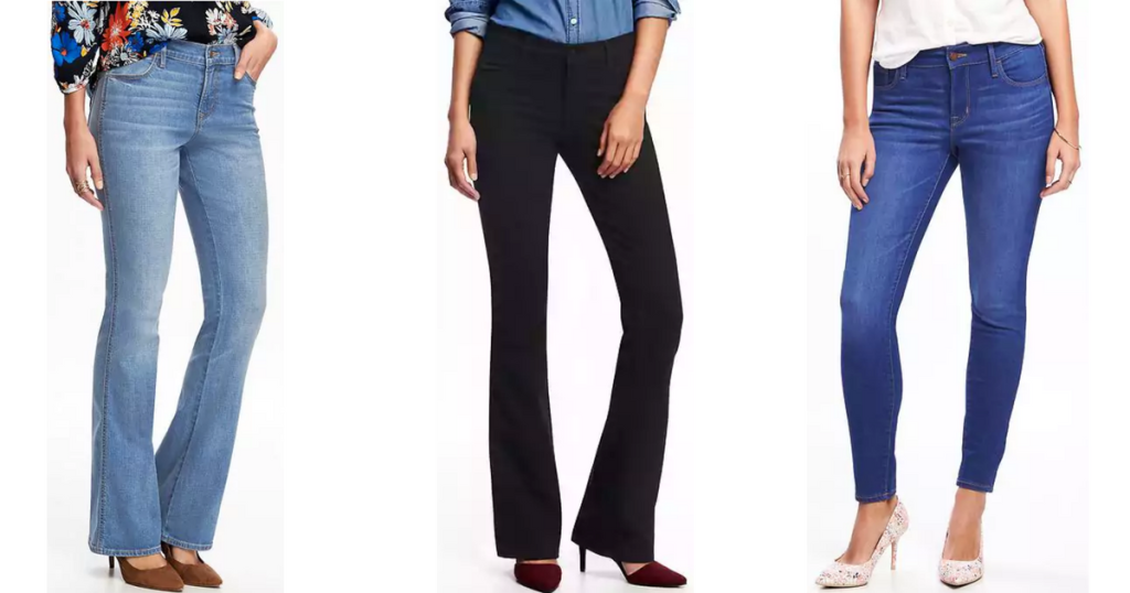 43d3c6263dcdb Extra 40% Off at Old Navy & Gap + Free Shipping on $25 = Women's Jeans $15  Shipped & More