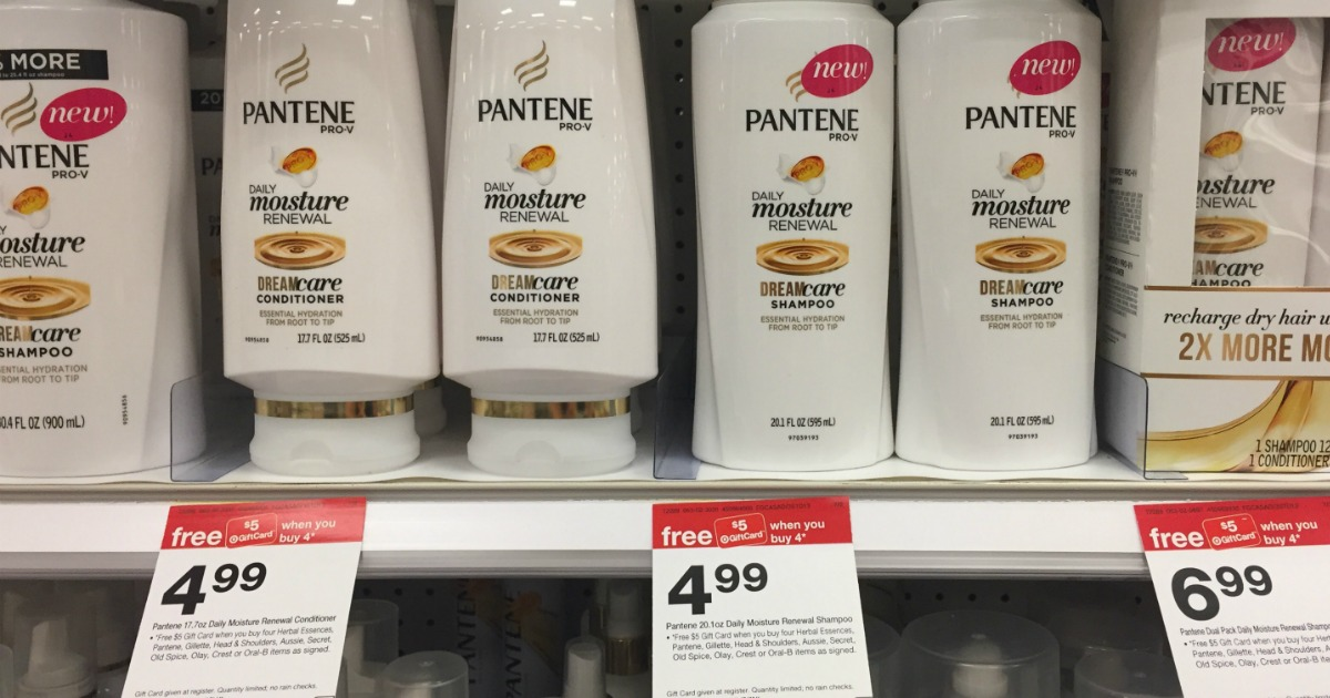 photo relating to Printable Pantene Coupons $5 3 identify Aim: Huge Pantene Hair Treatment Solutions Just $1.99