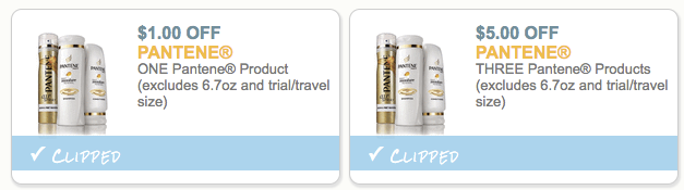 photo regarding Printable Pantene Coupons $5 3 titled Walgreens: Pantene Shampoo Conditioner Just $1.33 Just about every