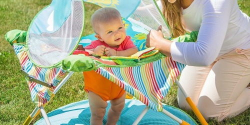 Summer Infant Pop N' Jump Portable Activity Center ONLY $45.99 Shipped (Great Reviews)