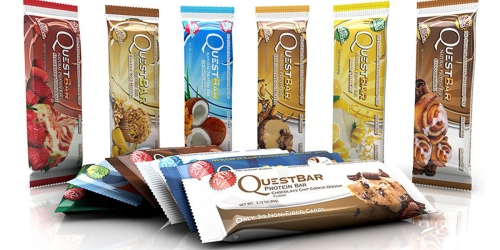 Amazon Prime: $20 Off $60 Sports Nutrition Purchase = Quest Bars Only $1.30 Each
