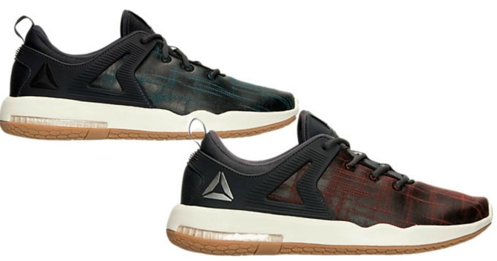 cec2e3dede1 Finish Line  Men s Reebok Hexalite Running Shoes Just  29.98 (Regularly   89.99)