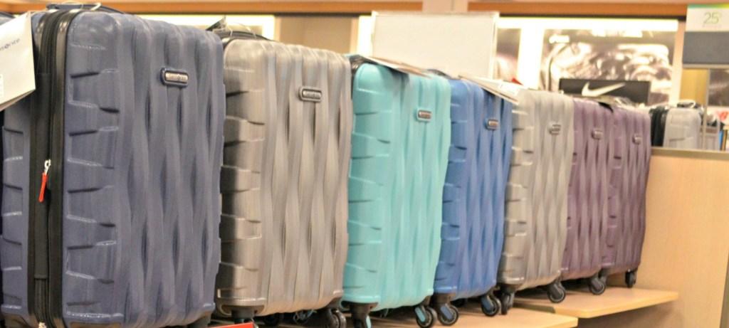 1fc906668a Kohl s Cardholder Deal Ideas  Samsonite Ziplite 3.0 Hardside Spinner Luggage  ...
