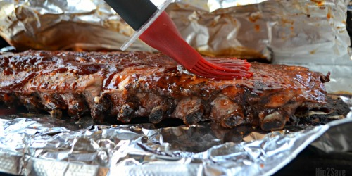 Lina Likes to Grill Ribs Using Smoker Bags – Simple, Flavorful & NO Dishes to Clean