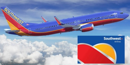 $100 Southwest Airlines eGift Cards Only $90