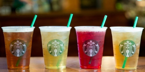 Starbucks White Tea is Disappearing from the Menu