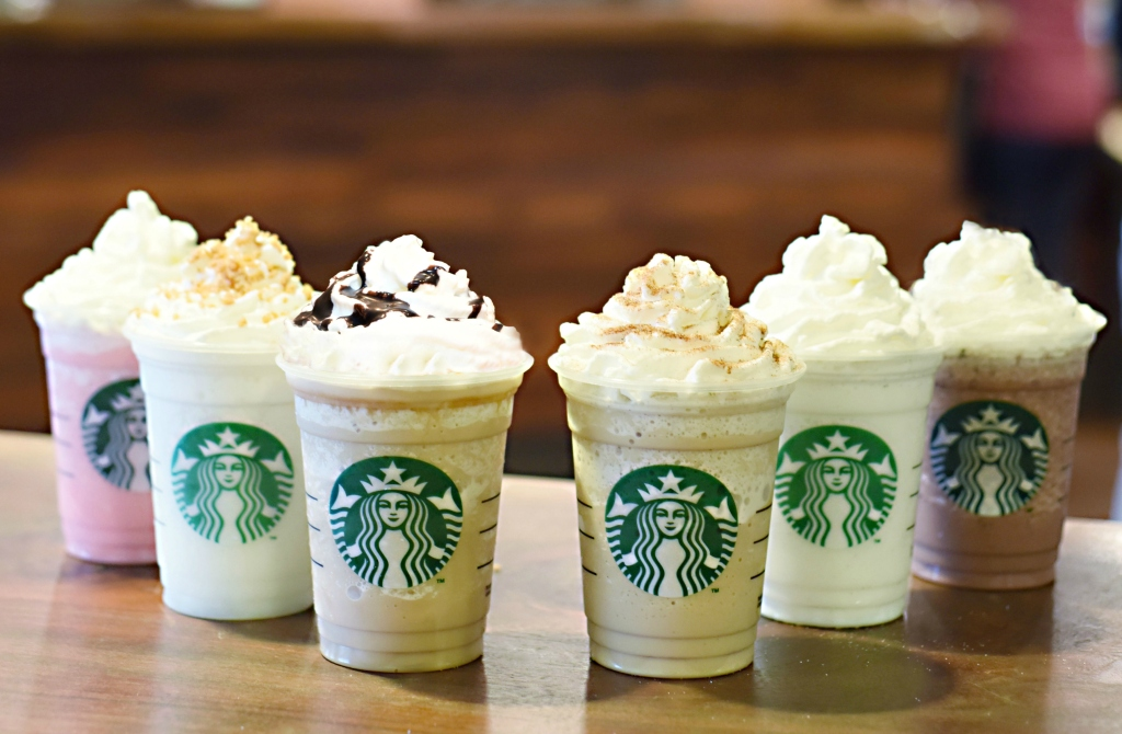 Did You Know That Starbucks Can Create A Raspberry Cheesecake Latte And Even Ferrero Rocher Frappuccino Along With Other Yummy Secret Drinks